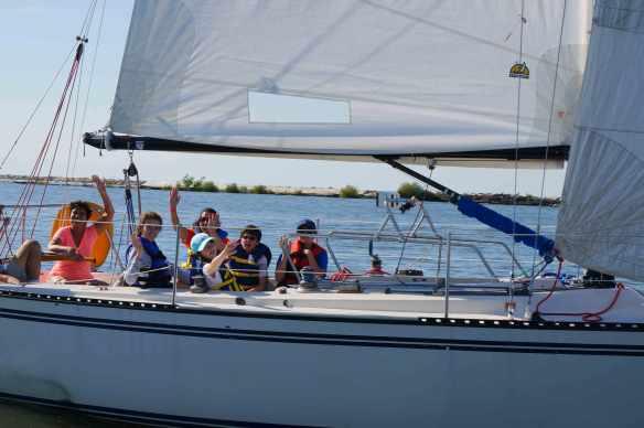 Regatta at Edgewater Yacht  Club